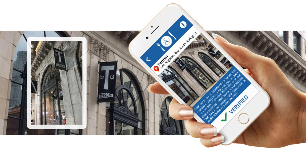 Italian Restaurants in the World App