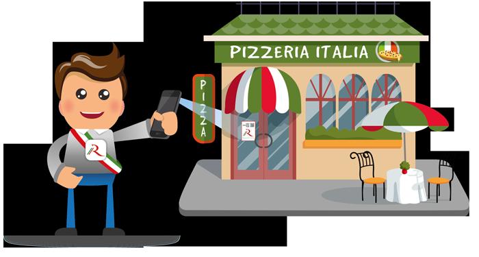 Realia Real Italian Restaurants App